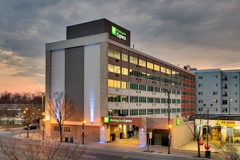 北華盛頓特區-銀泉智選假日飯店 Holiday Inn Express Washington DC N-Silver Spring, an IHG Hotel