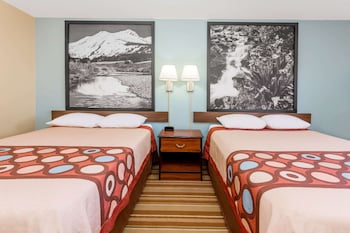 Double Room, 2 Double Beds