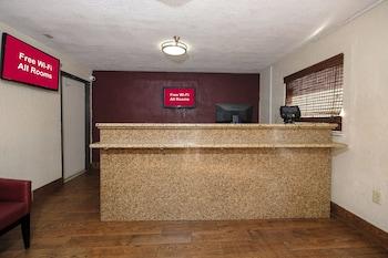 傑克遜維爾紅屋頂飯店 - 遊輪港口 Red Roof Inn Jacksonville - Cruise Port