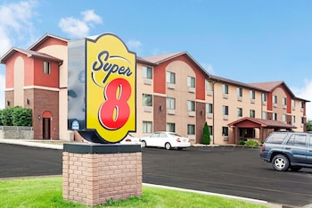 Hotel - Super 8 by Wyndham Romeoville Bolingbrook