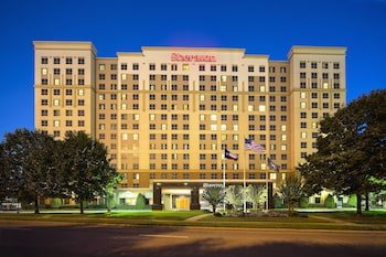 Hotel - Sheraton Suites Houston Near The Galleria