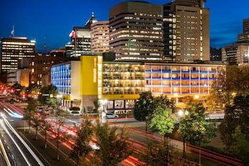 波特蘭市中心住宿鳳梨玫瑰飯店 Staypineapple, Hotel Rose, Downtown Portland