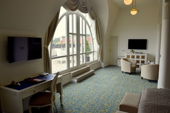 Savoy Suite with Terrace
