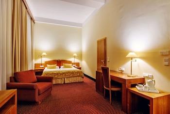 Superior Tek Büyük Yataklı Oda, Küvet