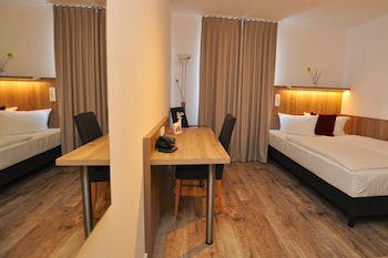 Golden Leaf Hotel Perlach Allee Hof - Guestroom  - #0