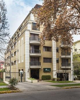 Hotel - Park Plaza Apartments
