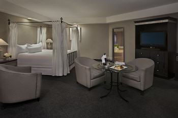 Luxury Executive Suite, 1 King Bed