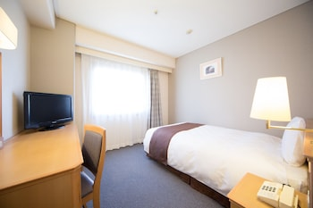 スタンダード シングルルーム 禁煙|15㎡|鹿児島 東急REIホテル