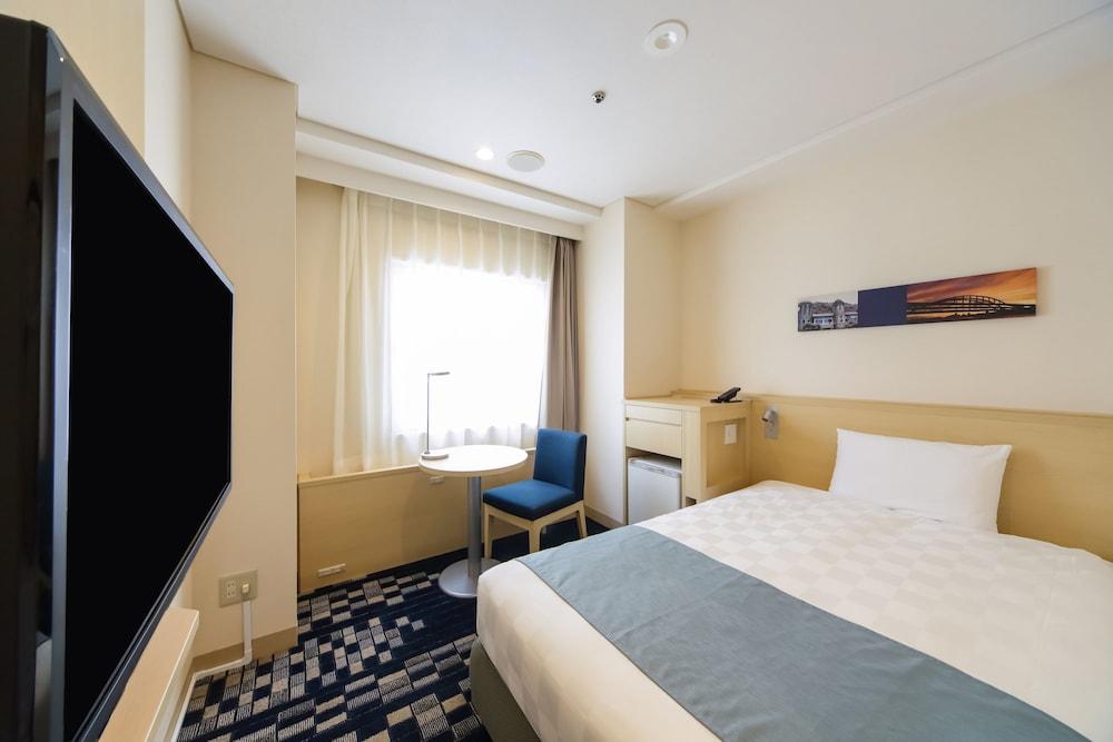 고베 산노미야 도큐 REI 호텔(Kobe Sannomiya Tokyu REI Hotel) Hotel Image 10 - Guestroom
