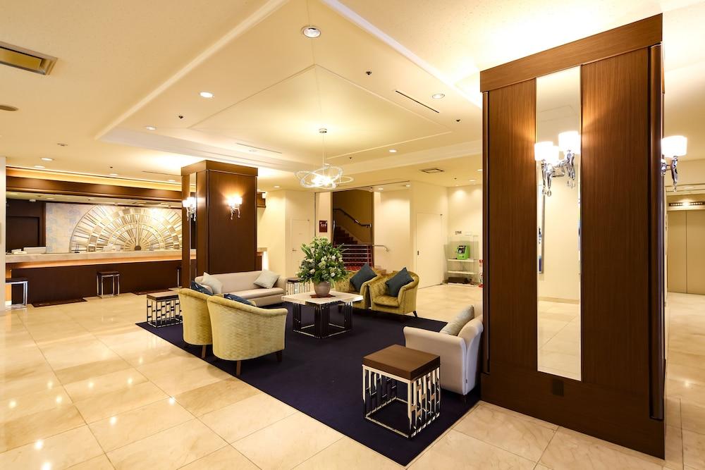 고베 산노미야 도큐 REI 호텔(Kobe Sannomiya Tokyu REI Hotel) Hotel Image 2 - Lobby