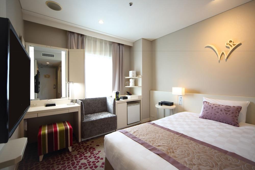 고베 산노미야 도큐 REI 호텔(Kobe Sannomiya Tokyu REI Hotel) Hotel Image 7 - Guestroom