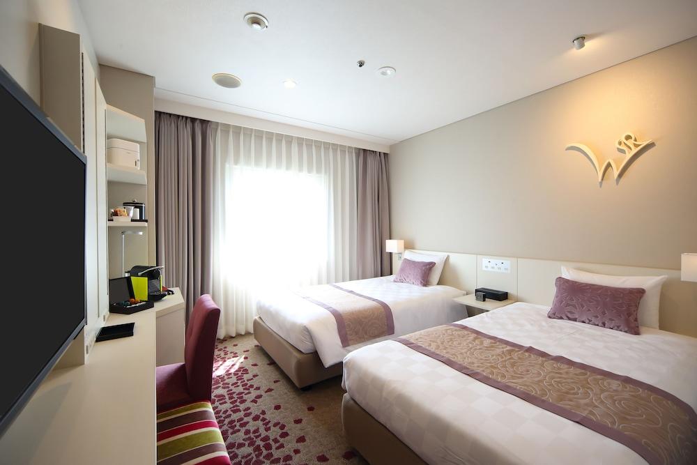 고베 산노미야 도큐 REI 호텔(Kobe Sannomiya Tokyu REI Hotel) Hotel Image 5 - Guestroom