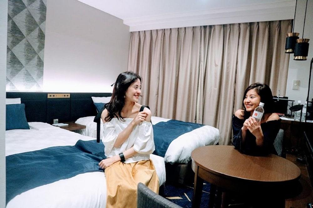 고베 산노미야 도큐 REI 호텔(Kobe Sannomiya Tokyu REI Hotel) Hotel Image 9 - Guestroom