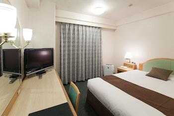 スタンダード シングルルーム 喫煙可|15㎡|松山東急REIホテル