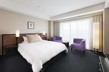 禁煙スタンダードダブル (駅ビル内景観)|26㎡|ホテル グランヴィア 京都