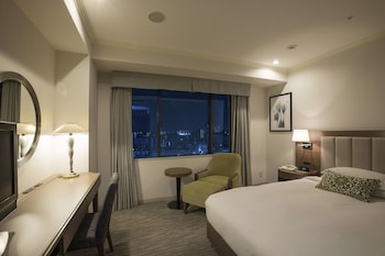 スーペリア シングルルーム 喫煙 (20㎡ 140cmベッド)|名古屋東急ホテル