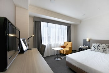 スタンダード シングルルーム 喫煙 (19.6㎡ 140cmベッド)|名古屋東急ホテル