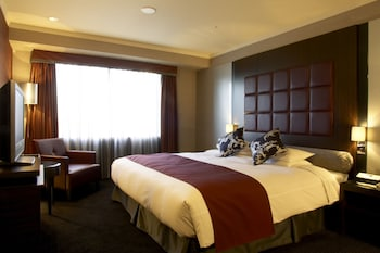 Suite, 1 Double Bed, Non Smoking, Corner