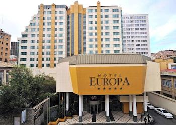 Hotel - Hotel Europa La Paz