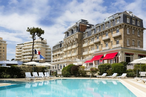 . Hôtel Barrière Le Royal La Baule