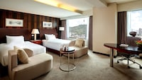 Club Deluxe Twin Room (Main Wing)