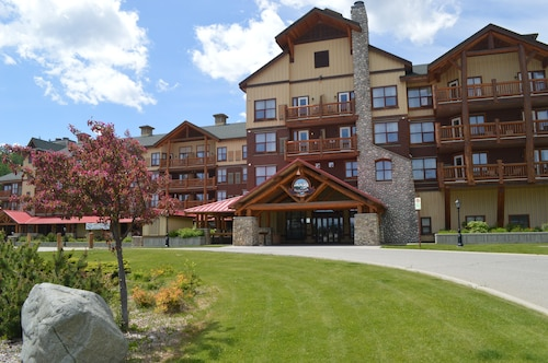 Trickle Creek Lodge, East Kootenay
