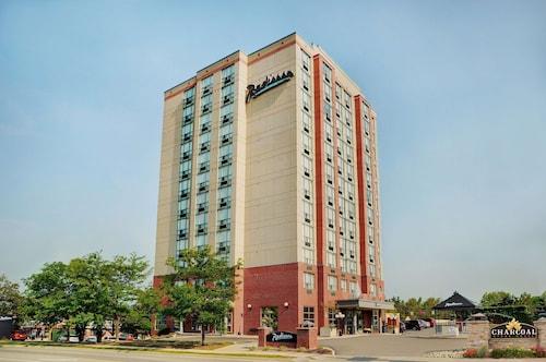 . Radisson Hotel Kitchener Waterloo