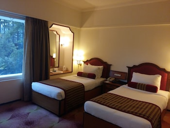 Deluxe İki Ayrı Yataklı Oda, 1 Yatak Odası
