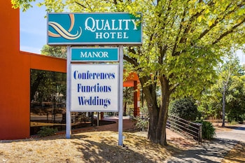 莊園凱藝飯店 Quality Hotel Manor