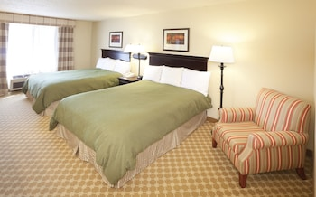 Room, 2 Queen Beds, Accessible, Non Smoking (Rollin Shower)