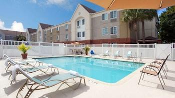 清水索內斯塔簡單套房飯店 Sonesta Simply Suites Clearwater