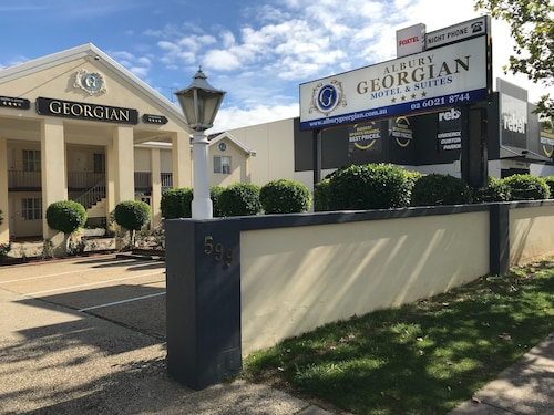 __{offers.Best_flights}__ Albury Georgian Motel & Suites