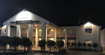 奧爾伯里格魯吉亞汽車旅館和套房 Albury Georgian Motel & Suites