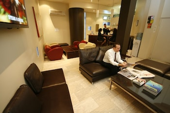 Lobby Sitting Area at Best Western Plus Hotel Stellar in Surry Hills