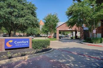 北達拉斯-艾迪森凱富套房飯店 Comfort Inn & Suites North Dallas-Addison