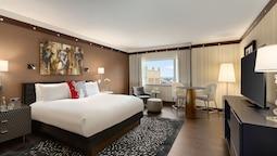 Luxury Room, 1 King, High Floor