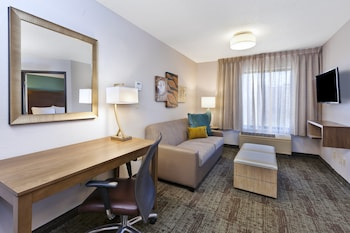 Suite, 1 Bedroom, Accessible (Mobility Roll-In Shower)