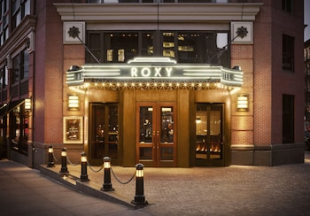 三角地羅西克飯店 The Roxy Hotel Tribeca