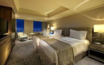 スタンダード ツインルーム 禁煙|35㎡|名古屋マリオットアソシアホテル