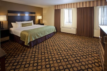 Junior Suite, 1 King Bed, Accessible (Roll In Shower)