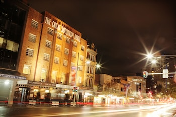 Exterior at Great Southern Hotel Sydney in Haymarket