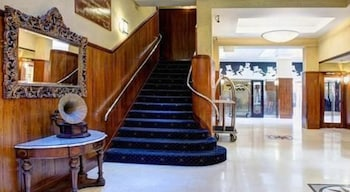 Interior Entrance at Great Southern Hotel Sydney in Haymarket