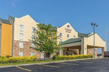 Hotel - Comfort Suites Richmond