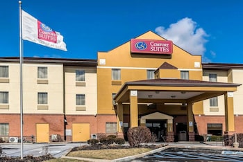 Hotel - Comfort Suites Miamisburg - Dayton South