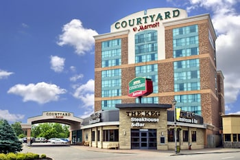 Hotel - Courtyard by Marriott Niagara Falls