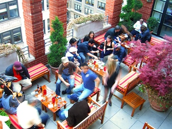 Terrace/Patio at Hotel Giraffe by Library Hotel Collection in New York