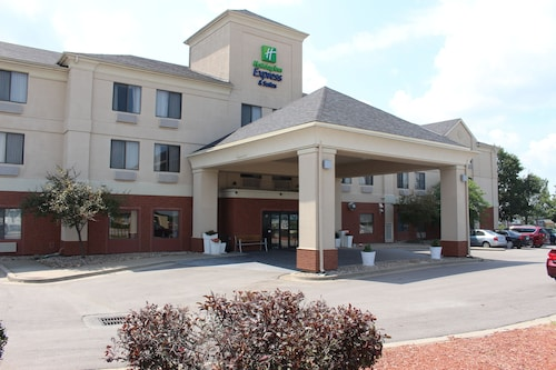 Holiday Inn Express Kansas City-Liberty, Clay