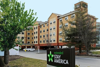 Hotel - Extended Stay America Meadowlands - Rutherford