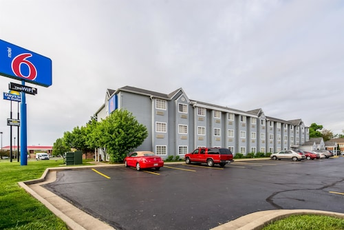 Motel 6 Indianapolis, Marion