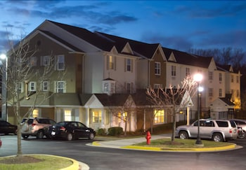 Exterior at Towneplace Suites Baltimore Fort Meade in Annapolis Junction